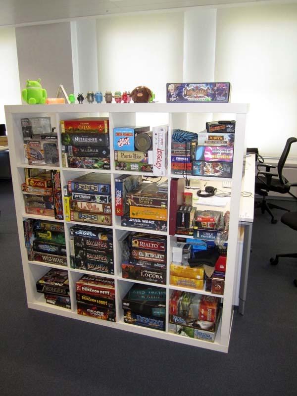 Colección de juegos de los ingenieros de Tuenti
